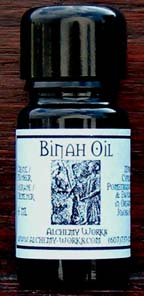 Binah Oil