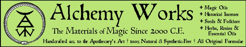 Alchemy Works - The Materials of Magic