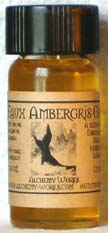 Faux Ambergris Oil