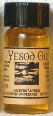 Magic Oil - Yesod