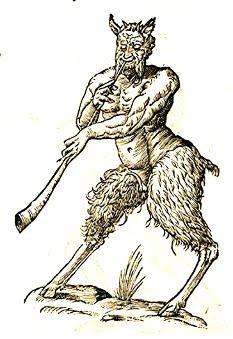 Satyr incense from alchemy works for ritual magic and - Mitologia greca mitologia cavallo uomo ...